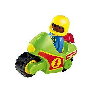 Playmobil 123 Motocicleta - Sunny