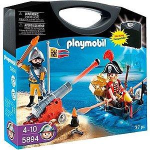 Playmobil Maleta Pirata - Sunny