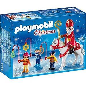 Playmobil Parada Natalina - Sunny Brinquedos