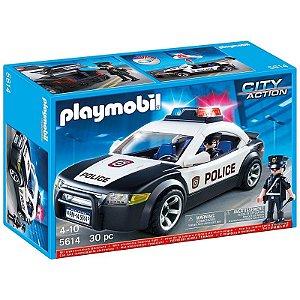 Playmobil Carro de Polícia - Sunny Brinquedos