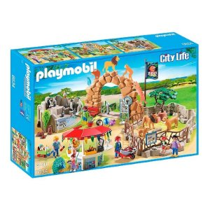 Playmobil - Grande Jardim Zoológico - Sunny