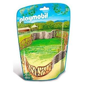 Playmobil Zoológico Pac Cercado Para Animais - Sunny