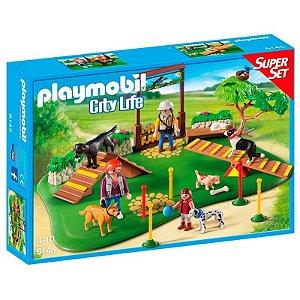 Playmobil - Super Set - Parque Dos Cachorros
