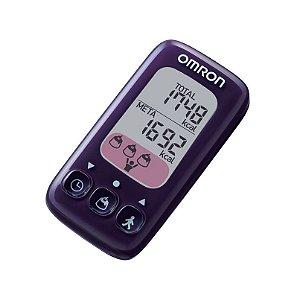Monitor De Atividade Calorias E Pedômetro Hja-310 -  Omron