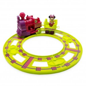 Trenzinho Com Trilho Minnie Disney - Toyng