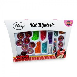 Kit para Montar Miçangas Minnie - Toyng