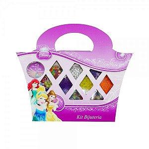 Kit Miçangas com Estojo Princesas - Toyng