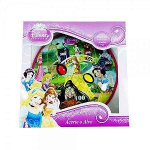 Jogo De Dardo Com Bolinha Ventosa Das Princesas - Toyng