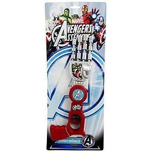Braço Biônico Vingadores Marvel - Toyng