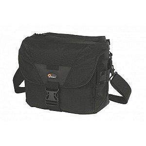 Bolsa para Câmera Digital SLR com Capa de Chuva - Stealth Reporter D400 AW - LP34951 - Lowepro