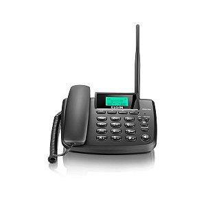 Telefone Celular Fixo GSM 200 Dual Chip - Elgin