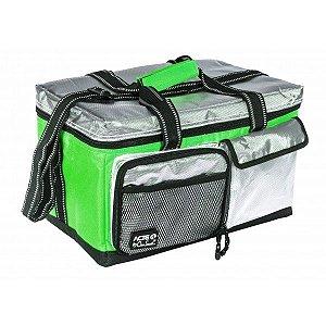 Bolsa Térmica Lunch Box Verde Grande Acte Sports A48