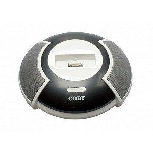 Caixa Acústica dock iPod MP3 MP4 Player - CSMP93 - Coby