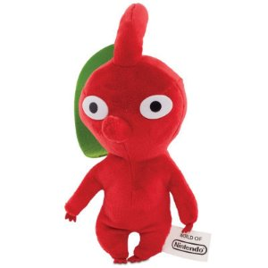 Pelúcia World of Nintendo, Red Pikmin - DTC