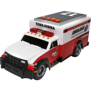 "Ambulância 12"" Rush & Rescue - DTC"