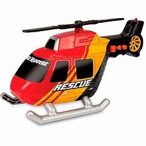 """Helicóptero de Resgate 12"""" Rush & Rescue - DTC"""