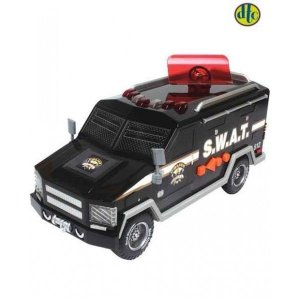 "Carro Da Swat 12"" Rush & Rescue - DTC"