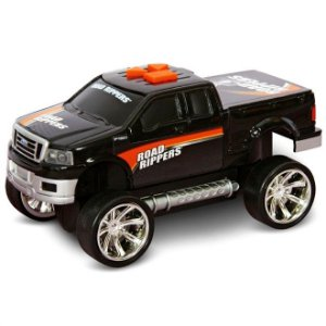 Carrinho Road Rippers - It Comes Back - Ford F-150 - Preto - DTC