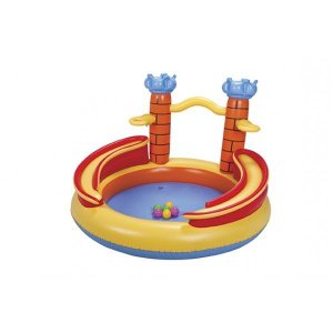 Banheira Playground Castelo - Mor