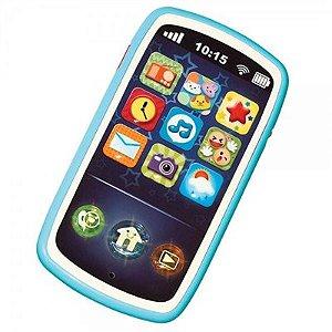 Smartphone Som Luz Gravação e Reprodução - WinFun