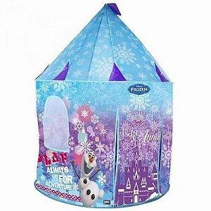 Barraca Portátil Castelo Frozen - Zippy Toys BP1500