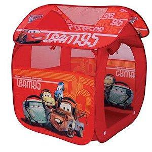 Barraca Portátil Casa Carros Zippy Toys GF001B - Vermelho