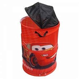 Porta Objeto Portátil Carros GFP01 Disney -  Zippy Toys