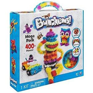 Figuras Sortidas - Mega Pack - Bunchems Coloridos - Sunny