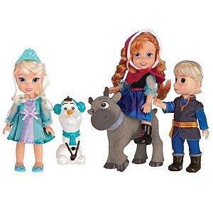5 Bonecos da Turma do Frozen - Sunny