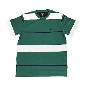Camiseta Aleatory Listrada - 358