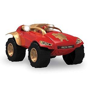 Carro Fricção Homem de Ferro Vingadores - Toyng