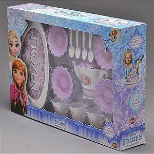 Jogo de Chá Frozen - Toyng