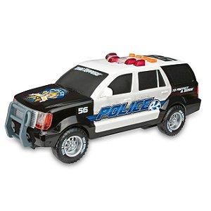 Carro de Polícia - Road Rippers - Rush & Rescue - DTC