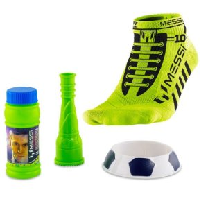 Foot Bubbles Messi Verde - DTC