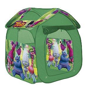 Barraca Portátil Casa Trolls - Zippy Toys