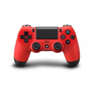 Controle sem Fio para Playstation 4 (PS4) vermelho - Sony