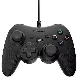 Controle com fio para PS3 Preto (Packing) - Power A