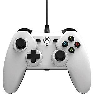 Controle com fio para Xbox One Branco - Power A