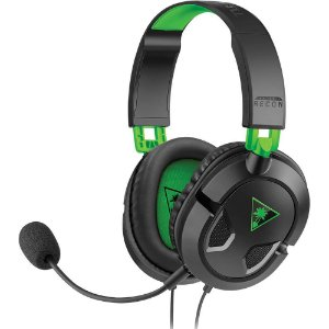 Headset Recon 50X para Xbox One Preto - Turtle Beach