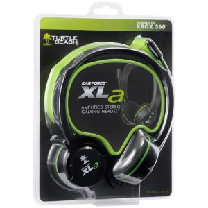 Headset XLa Ear Force para Xbox 360 - Turtle Beach