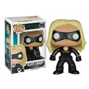 POP! TV: Arrow - Canário Negro - Funko