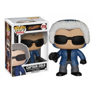 POP! TV: The Flash - Capitão Frio - Funko