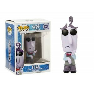POP! Disney/Pixar: Divertida Mente - Medo - Funko