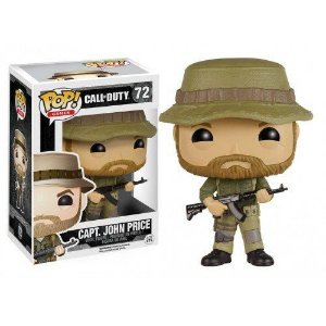POP! Jogos: Call Of Duty - Price - Funko
