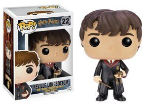 POP! Filmes: Harry Potter - Neville Longbottom - Funko