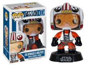 POP! Star Wars : Luke Pilot - Funko