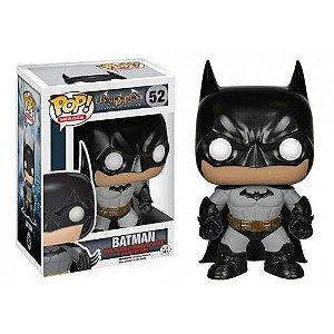 POP! Heróis: Arkham Asylum - Batman - Funko