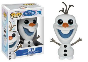 POP! Disney: Frozen - Olaf - Funko