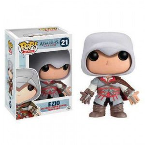 POP! Jogos: Assassin's Creed - Ezio - Funko