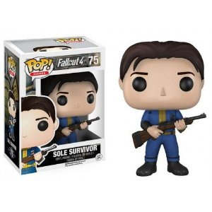 POP! Jogos: Fallout 4 - Sole Survivor - Funko